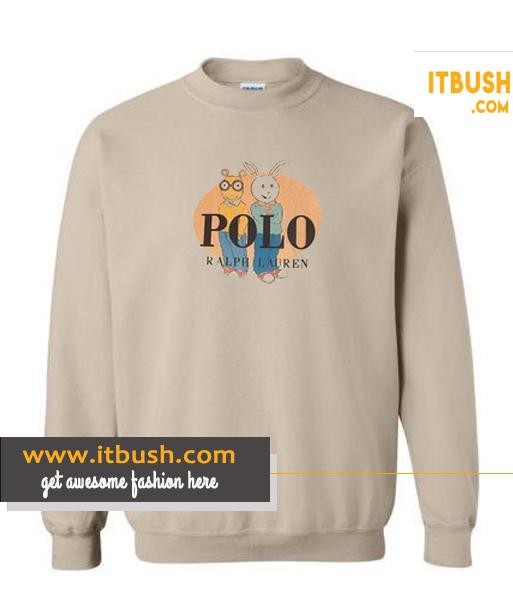 Arthur Polo Sweatshirt