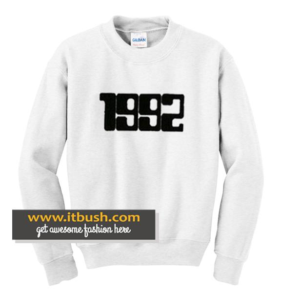 1992 Sweatshirt