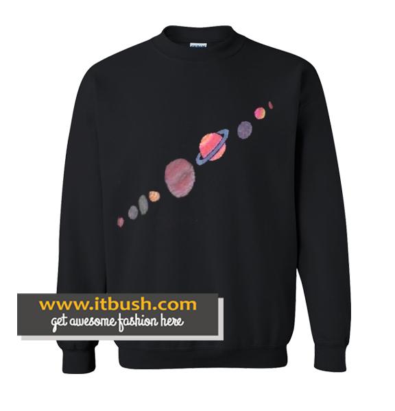 Harry's Space Sweatshirt