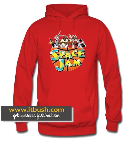 Looney Tunes Space Jam Hoodie