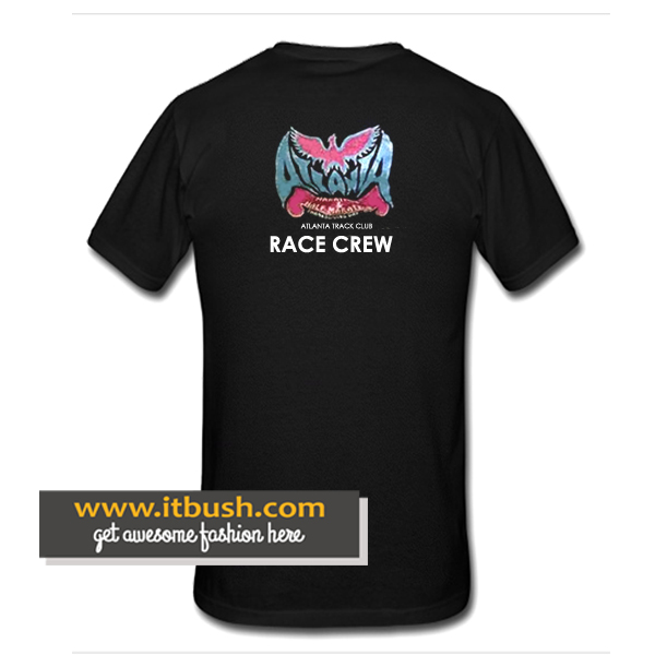 Race Crew T-Shirt Back