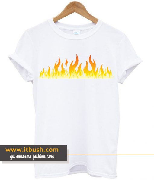 Flame T Shirt