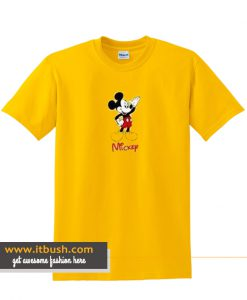 Walt Disney Mickey Mouse T Shirt