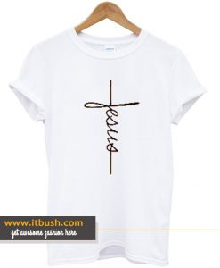 Jesus Cross Religion T Shirt
