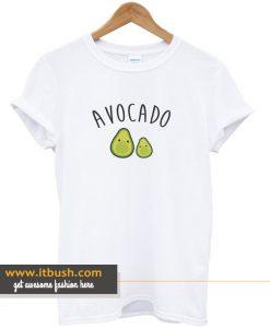 Vegan Avocado T Shirt