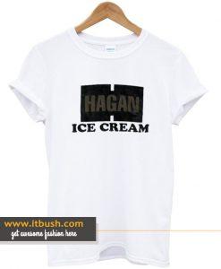 Vintage Hagan Ice Cream T Shirt
