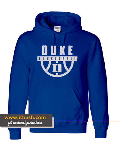 newest e0e4d 1e076 Duke Basketball Hoodie DS