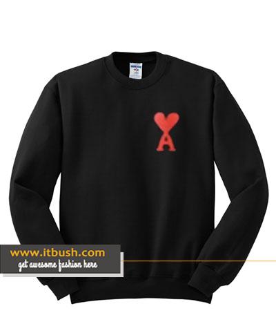 A Love Sweatshirt DS