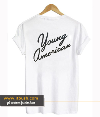 Young American T-shirt ds