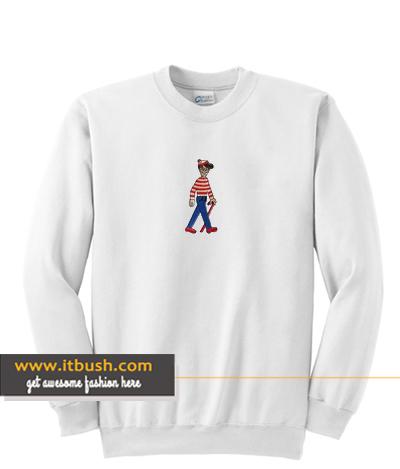 People print Sweatshirt ds