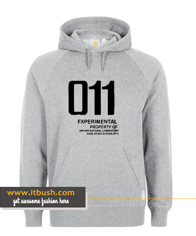 011 Experimental property of hawkins national laboratory Hoodie-ul