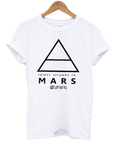 30 Seconds To Mars Unisex T-shirt-ul