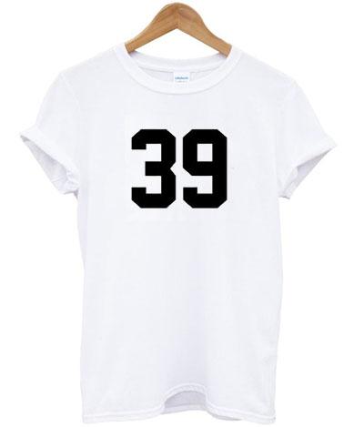 39 T-shirt-ul