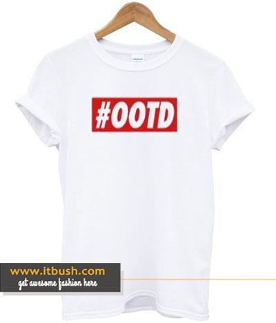 #OOTD t-shirt-ul