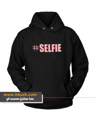 #Selfie hoodie-ul