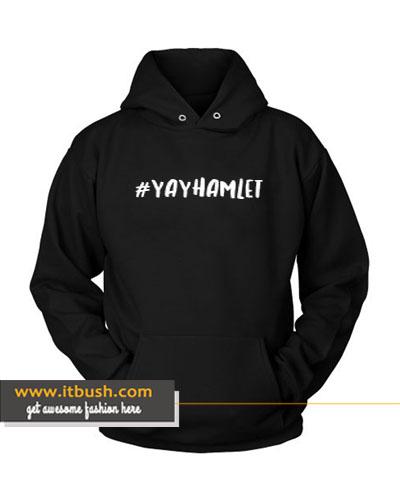 #Yayhamlet Crewneck Hoodie-ul