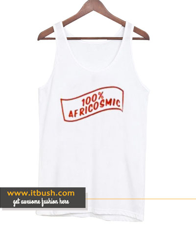 100% Africosmic tank top-ul