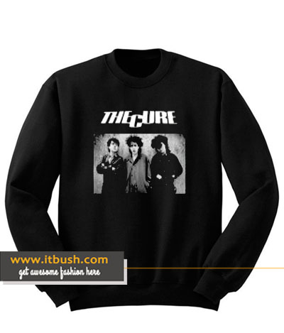 the cure sweatshirt-ul