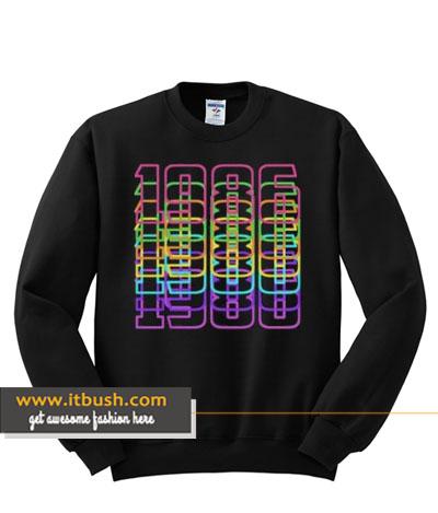 1986 sweatshirt-ul