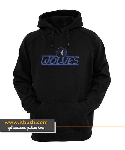 Timberwolves Hoodie-ul