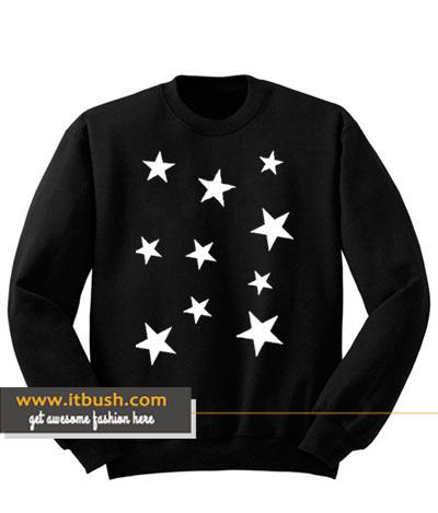 Stars Logo Sweatshirt-ul