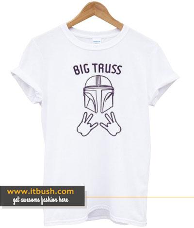 big truss t-shirt-ul