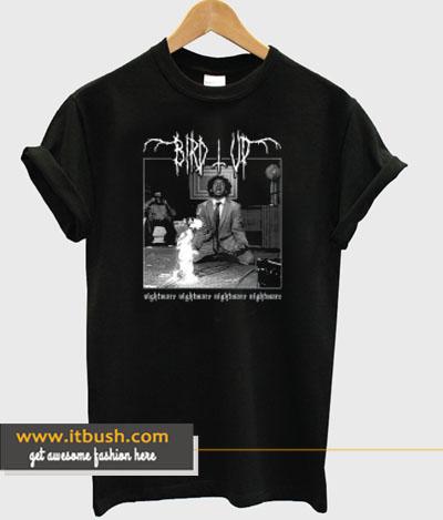 bird up t-shirt-ul