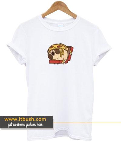 bread pug t-shirt-ul