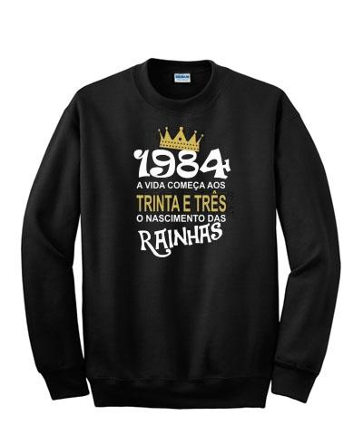 1984 a vida comeca aos trina e tres sweatshirt-ul