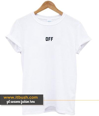 off t-shirt-ul