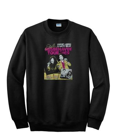 still misbehavin tour 1989 sweatshirt-ul