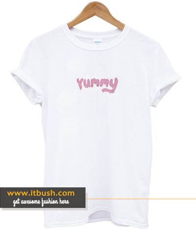 yummy t-shirt-ul