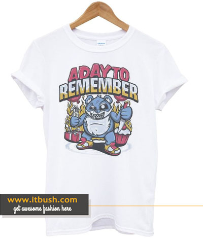 A Day To remember T-shirt-ul