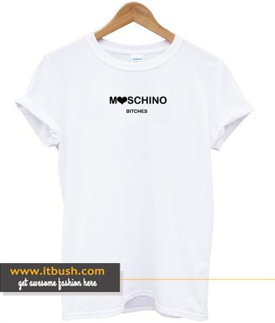 Moschino Bitches T-shirt