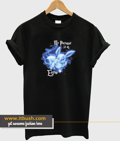 My Patronus is an Eeve T-Shirt