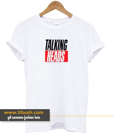 Talking Heads Graphic Tee