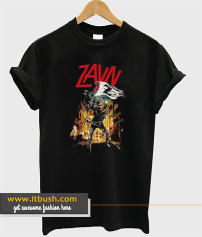 zayn slayer tshirt