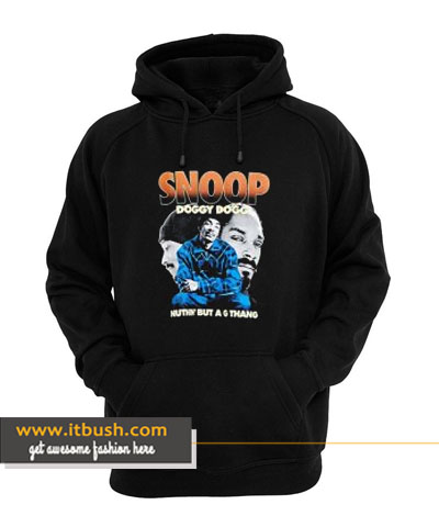 Snoop Dogg Nuthin' But a G Thang hoodie