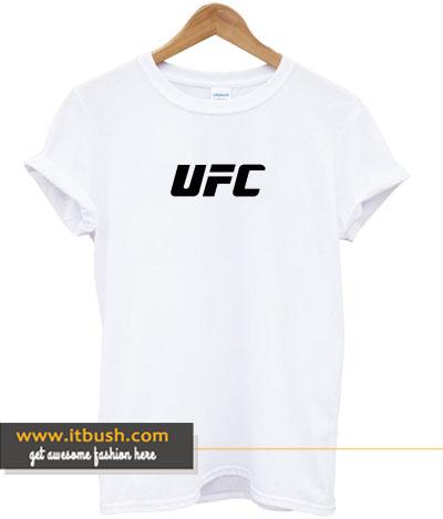 UFC Black Logo T-shirt