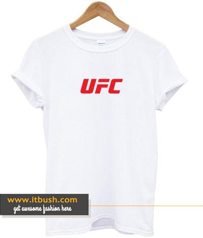 UFC Red Logo T-shirt